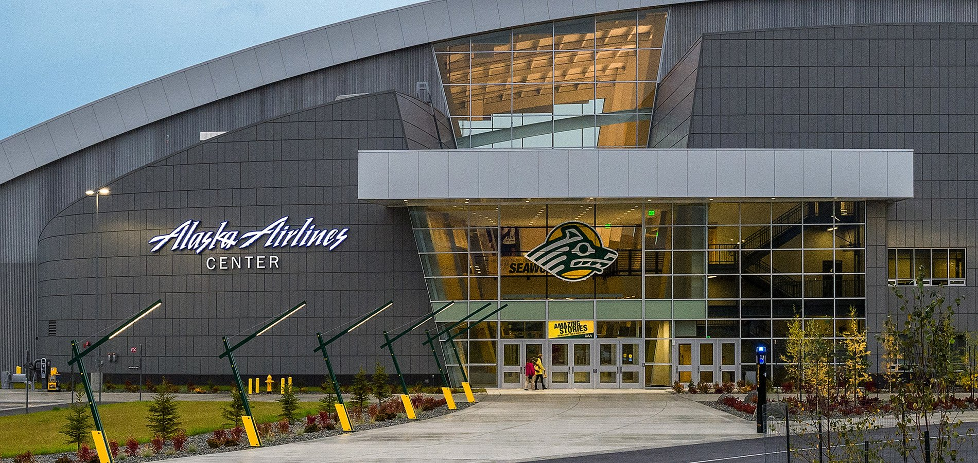 2019 Armed Forces Classic To Be Played At Alaska Airlines