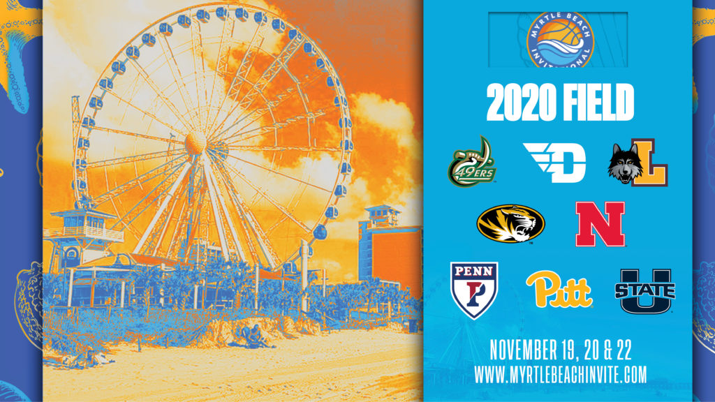Field for 2020 Myrtle Beach Invitational Revealed - ESPN ...